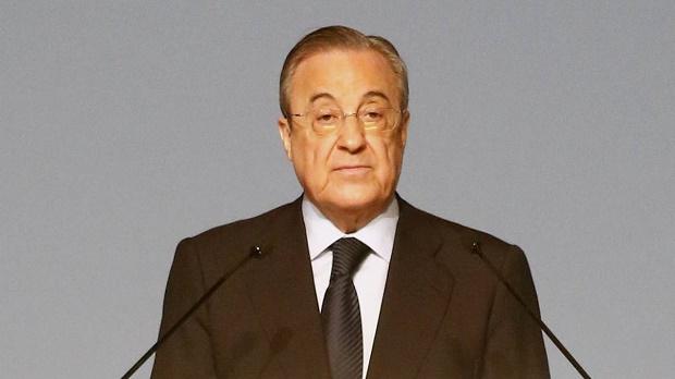 Chủ tịch Real Madrid: Họ chỉ trích vì họ ghen tỵ với chúng tôi - Bóng Đá