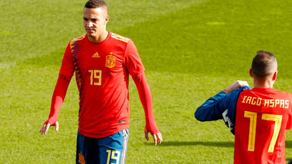 Với những trung phong này, ĐT Tây Ban Nha vẫn sống tốt không cần Diego Costa - Bóng Đá