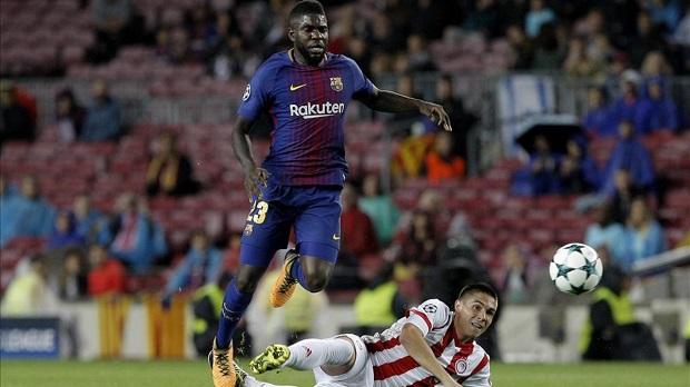 Thi đấu ấn tượng, Umtiti sắp được Barca 'trọng thưởng' - Bóng Đá