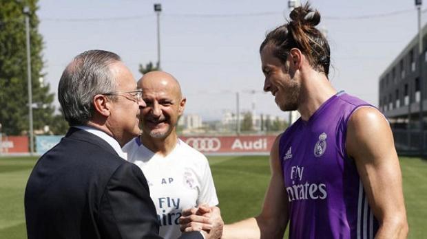 Giữa sóng gió, Real Madrid sẽ không 'bỏ rơi' Gareth Bale - Bóng Đá