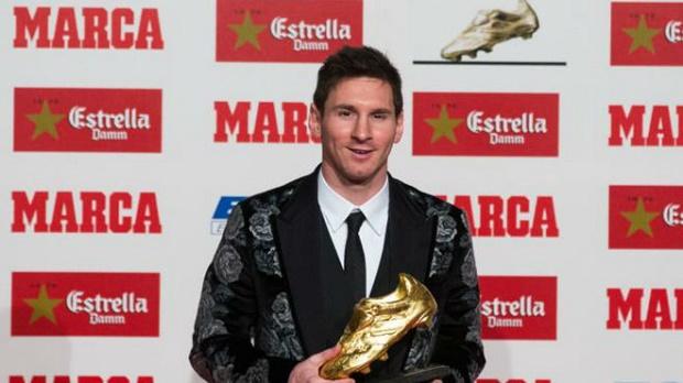 Ấn định ngày Messi nhận Chiếc giày vàng thứ 4 trong sự nghiệp - Bóng Đá