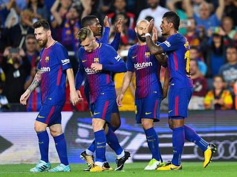 Messi - Paulinho, 'song sát' mới tại Barcelona - Bóng Đá