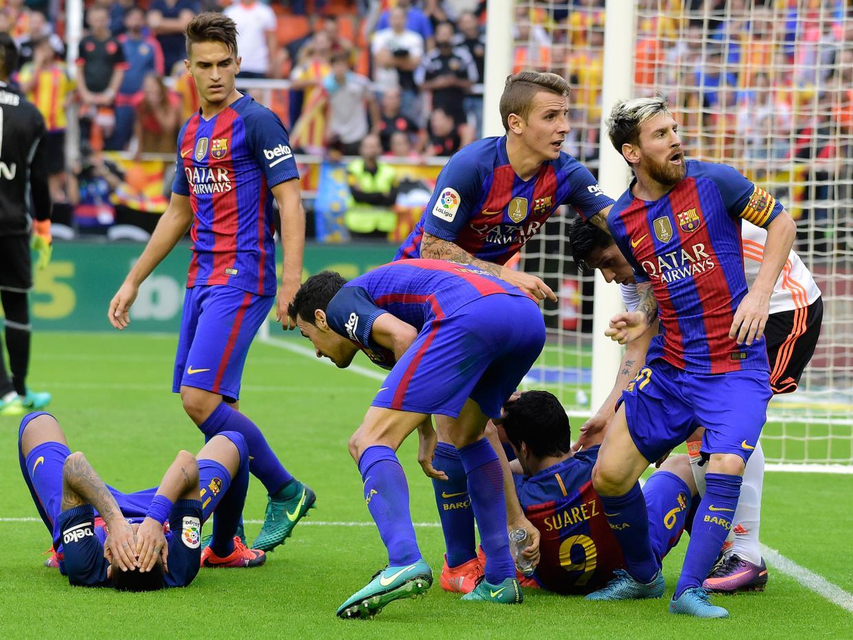 Không Neymar, Valencia sẽ 'dễ tính' hơn với Barcelona - Bóng Đá
