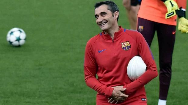 Valverde 'hạ gục' truyền thống bằng sự điềm đạm - Bóng Đá