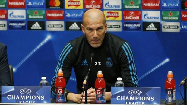 Zidane: Ronaldo cần được tôn trọng - Bóng Đá