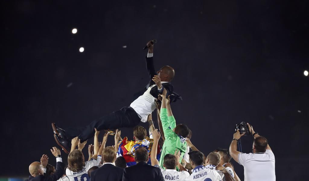 Lý do Real Madrid không thể chấp nhận thất bại tại FIFA Club World Cup - Bóng Đá