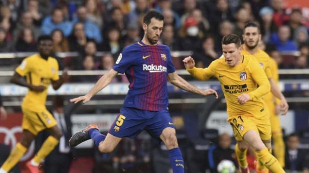 Đánh bại Atletico Madrid, sao Barca vẫn phàn nàn về lịch thi đấu - Bóng Đá