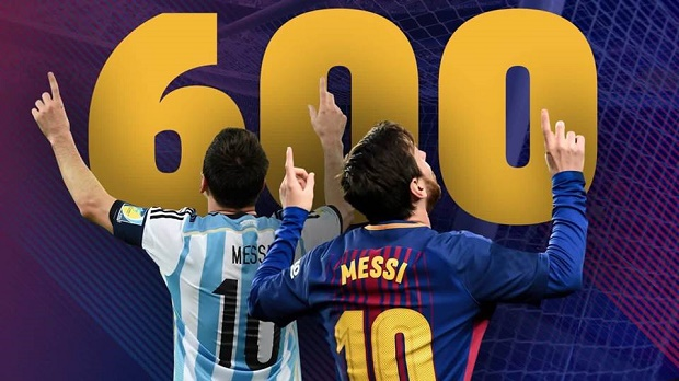 Xé lưới Atletico, Messi chạm tới thành tích khủng trong sự nghiệp - Bóng Đá