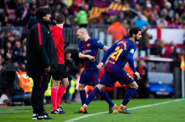 Barcelona trả giá không rẻ cho chiến thắng trước Atletico Madrid - Bóng Đá