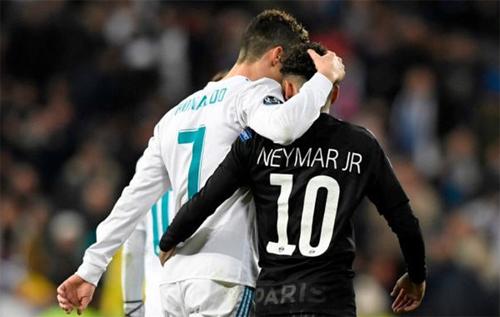 Kế hoạch chuyển nhượng của Real Madrid phụ thuộc vào Neymar - Bóng Đá