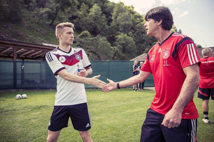 Tại sao Marco Reus được Joachim Low chọn mặt gửi vàng? - Bóng Đá