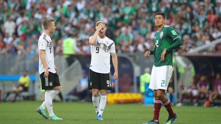 TRỰC TIẾP Đức 0-1 Mexico: Căng như dây đàn (H2) - Bóng Đá
