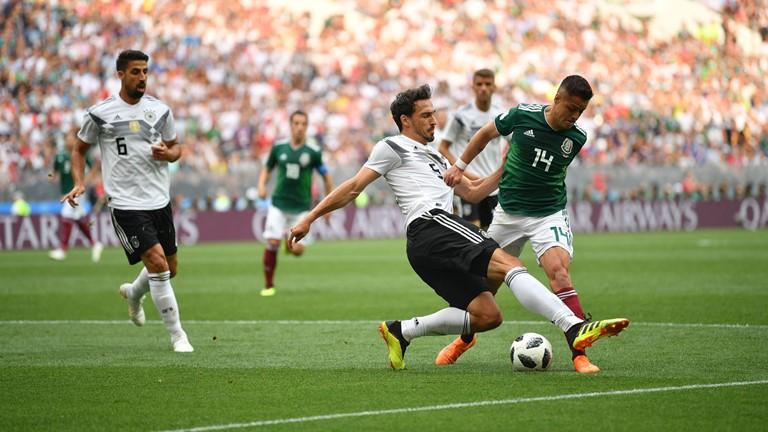 TRỰC TIẾP Đức vs Mexico: Nhà vua bắt đầu để lộ điểm yếu hàng thủ - Bóng Đá