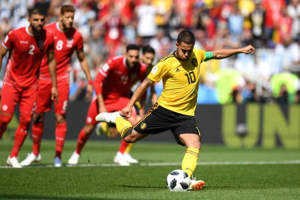 TRỰC TIẾP Bỉ vs Tunisia: 11m và tỉ số được mở (H1) - Bóng Đá