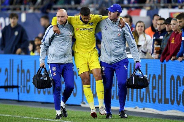 HLV đội tuyển Anh thất vọng khi sao Chelsea dính chấn thương - Bóng Đá