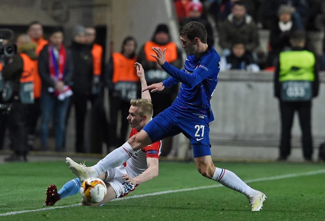Những ngôi sao của Chelsea tại Europa League (phần 2): Andreas Christensen - Bóng Đá
