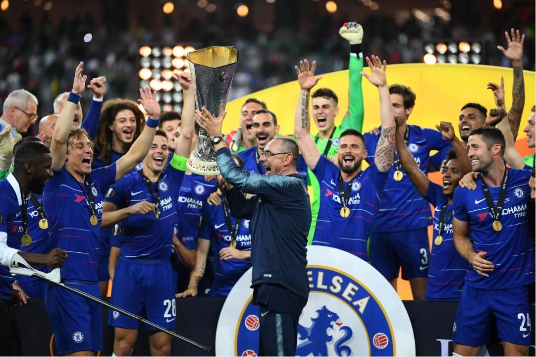 Thống kê mùa giải 2018-2019 của Chelsea - Bóng Đá