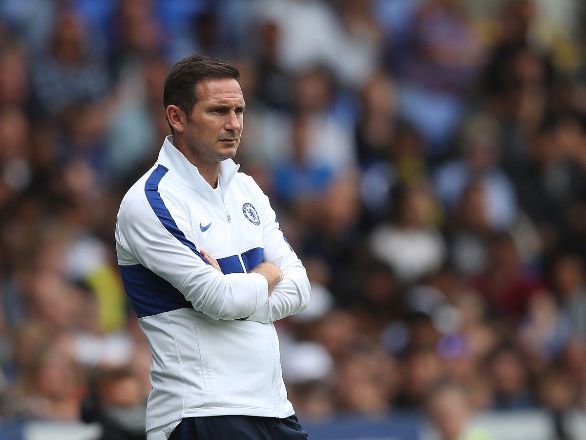 Lampard có giai đoạn tiền mùa giải khá tốt cùng Chelsea.