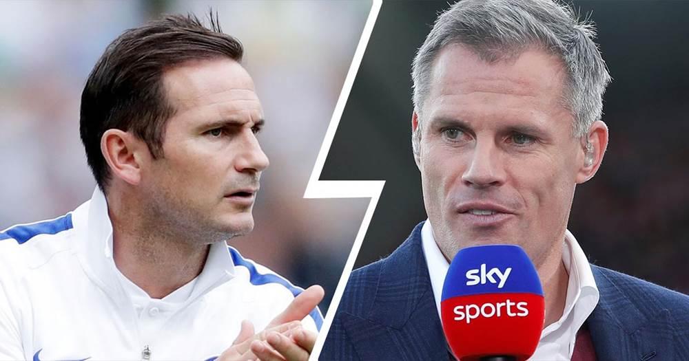 Carragher kêu gọi các ông chủ Chelsea kiên nhẫn với Lampard - Bóng Đá