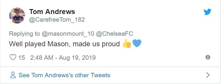Fan Chelsea: Cậu ấy khiến chúng tôi tự hào - Bóng Đá