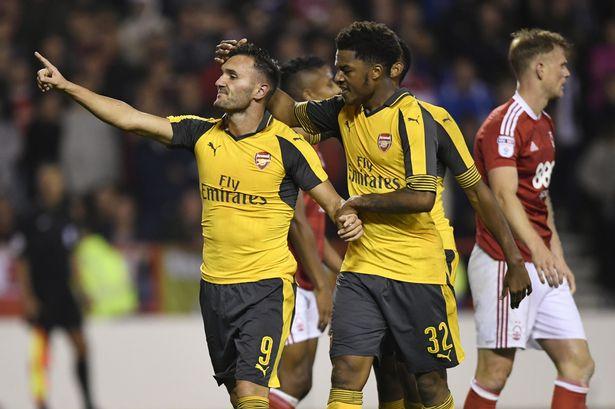 Nottingham-Forest-v-Arsenal