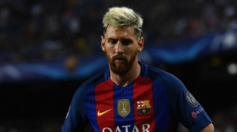 Messi chấn thương, cổ động viên Monchengladbach buồn lòng