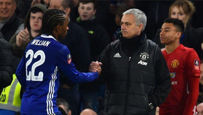 Mourinho giải thích lý do Man Utd quyết chiêu mộ Fred - Bóng Đá