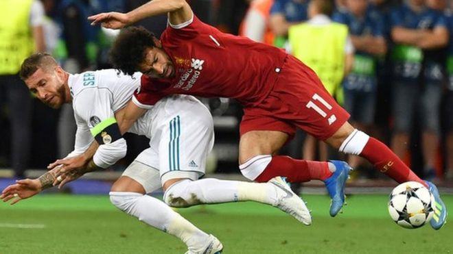 SỐC: Salah tố Ramos dối trá, có khả năng bỏ lỡ World Cup - Bóng Đá