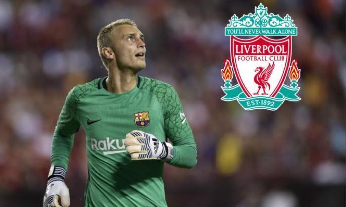 Bỏ Alisson, Liverpool nhắm thủ môn Barca Cillessens - Bóng Đá