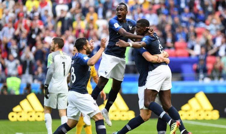 Không bị biến thành tâm điểm khiến Pogba tỏa sáng ơ World Cup - Bóng Đá