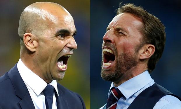 Bỉ đá Anh, Martinez dùng người mới, chiến thuật cũ - Bóng Đá