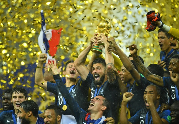 Thống kê Pháp - Croatia: Mbappe = Pele, Deschamps = Beckenbauer - Bóng Đá