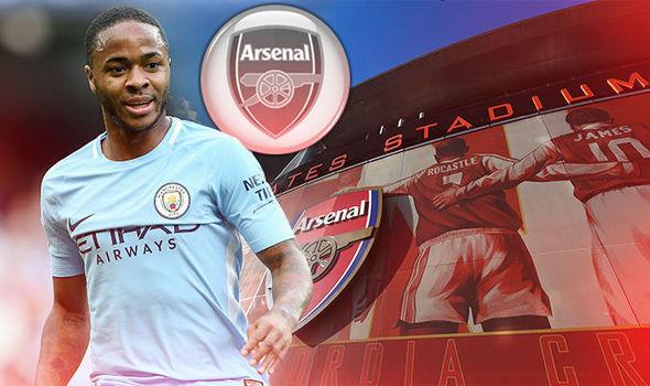Arsenal nên theo sát tình hình hợp đồng của Sterling tại MC - Bóng Đá