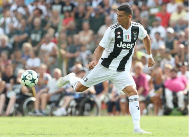 Bàn đầu Ronaldo - Bóng Đá