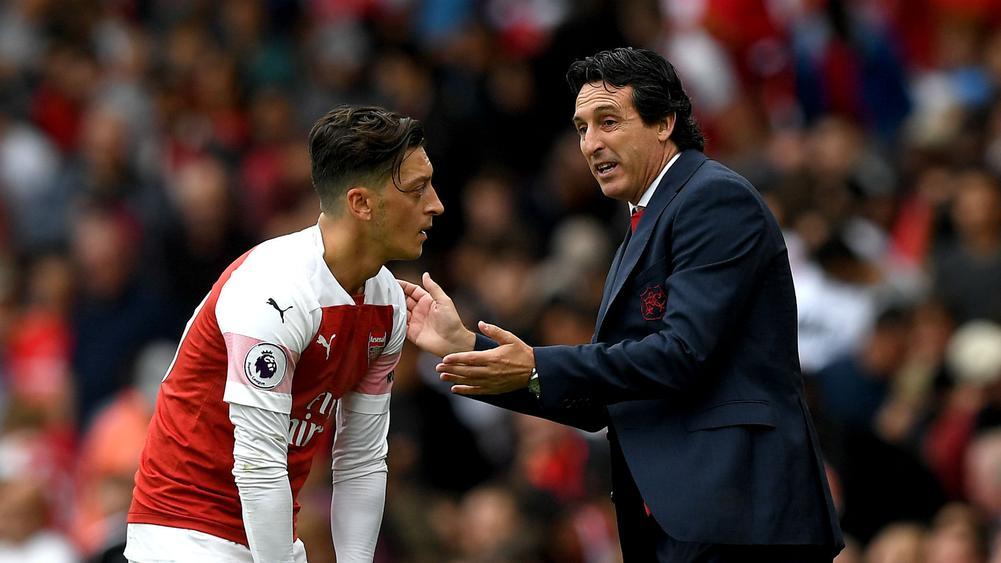 Emery chỉ ra điều Arsenal đã sai trong trận thua City (không đá tốt hiệp 1) - Bóng Đá