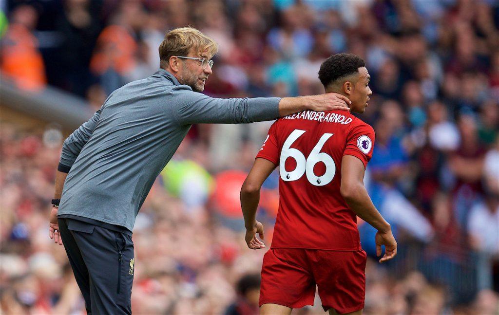 Fan Liverpool chỉ trích Klopp dùng Arnold thay vì Clyne - Bóng Đá