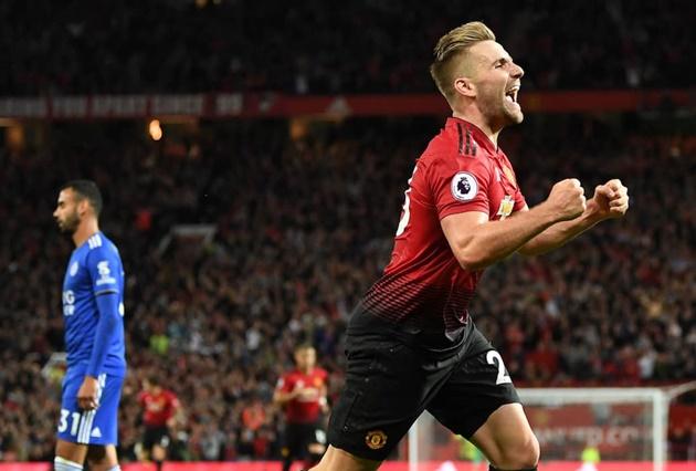 Mourinho khen Pereira + Shaw trong buổi họp kín toàn đội sau trận Leicester - Bóng Đá