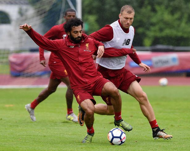 Salah và Alisson đẩy Klavan đến Ý - Bóng Đá