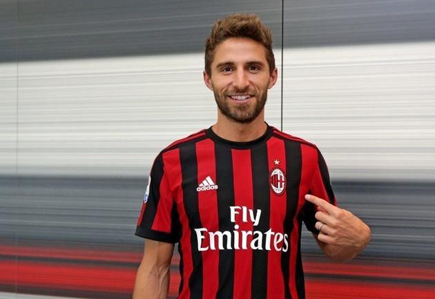 Đội hình 11 tân binh AC Milan - Bóng Đá