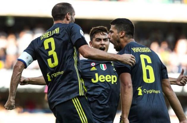 Sau trận Chievo Juventus - Bóng Đá