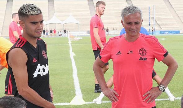 Mourinho nói lời ấm lòng về Pereira McTominay Rashford - Bóng Đá