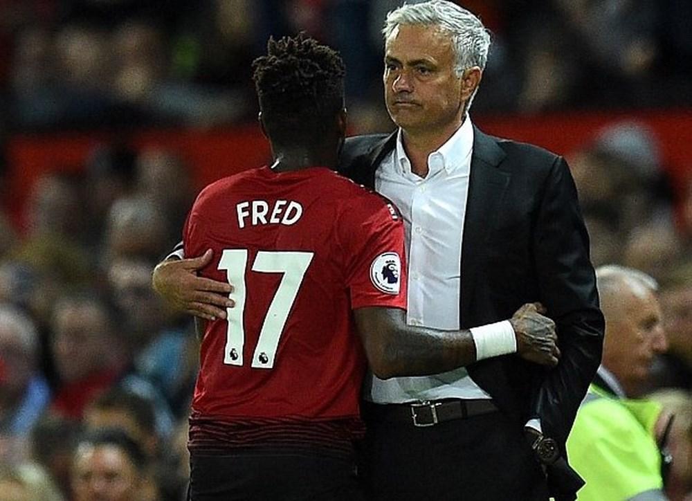 Điểm Mourinho thích ở fred - Bóng Đá