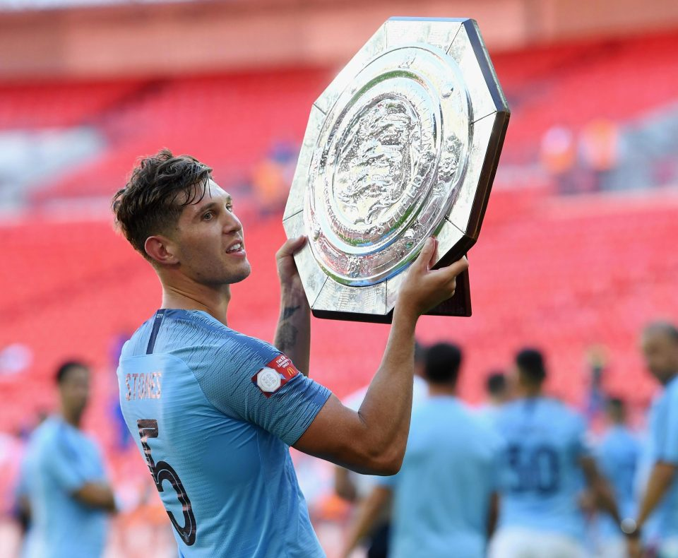 Man City lên kế hoạch gia hạn 120000 bảng/tuần cho John Stones - Bóng Đá
