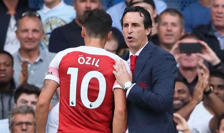 Emery làm điều Wenger không bao giờ làm - Bóng Đá