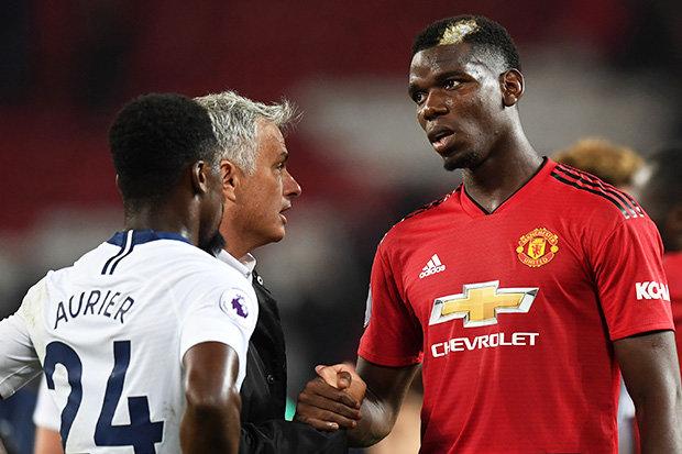 SỐC: Pogba ngó lơ Mourinho sau thảm họa Tottenham - Bóng Đá