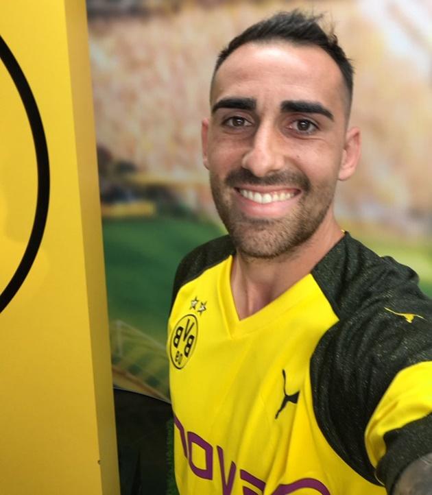 CHÍNH THỨC: Pacacer gia nhập Dortmund - Bóng Đá