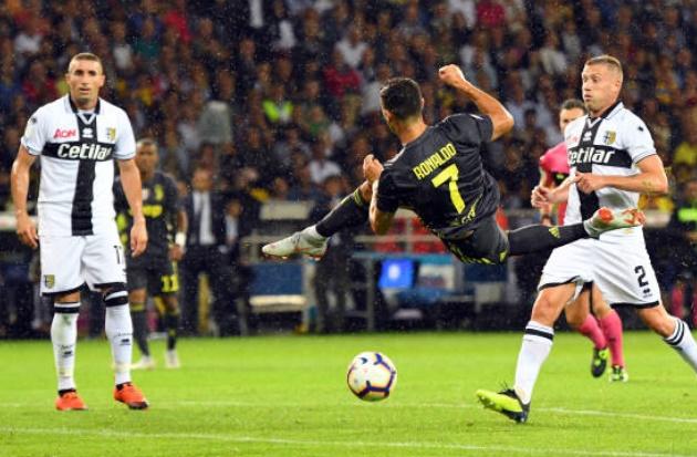 5 điểm nhấn Parma 1-2 Juventus: Đáng lo rồi đấy, CR7! - Bóng Đá