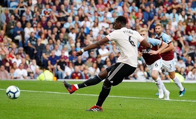 Pogba hỏng ăn, Mourinho ra quyết định quan trọng về việc sút phạt 11m - Bóng Đá