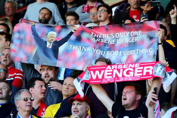 Wenger tiết lộ mình chưa bao giờ rời Arsenal - Bóng Đá