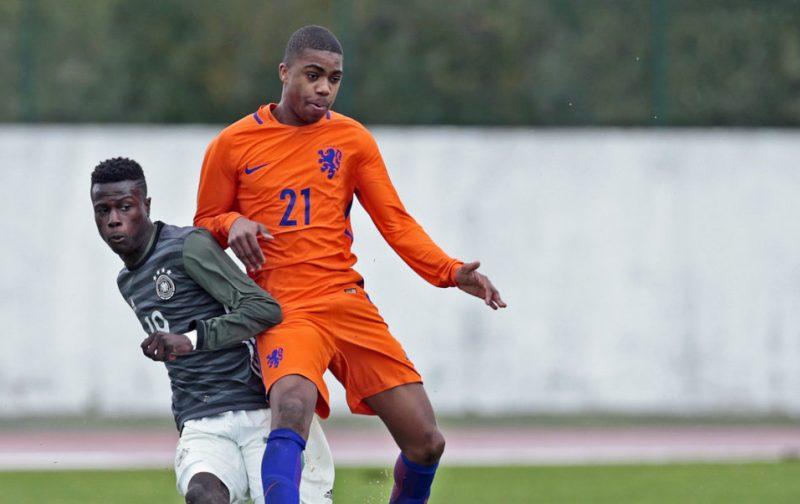 Boadu kể chuyện từ chối Arsenal - Bóng Đá